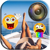 Emoji Photo Editor: Smileys & Emoji Sticker