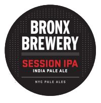 Logo of Bronx Brewery Session IPA