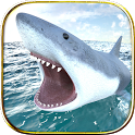 Shark Simulator Beach Killer icon