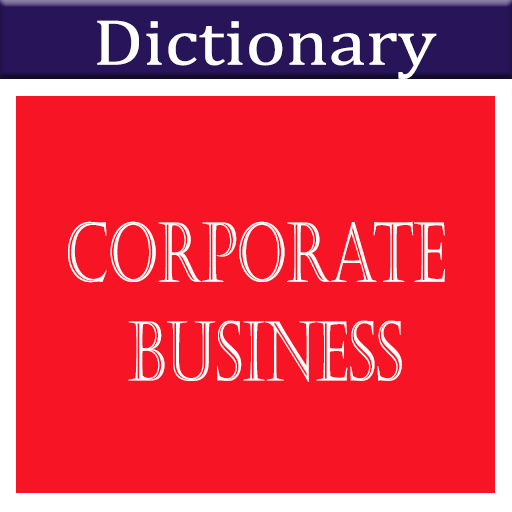 Corporate Business Dictionary Android APK Download Free By Medivac