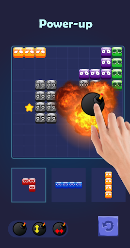 Angry Block Puzzle screenshot 2