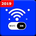 Free wifi analyzer  : smart wifi manager icon