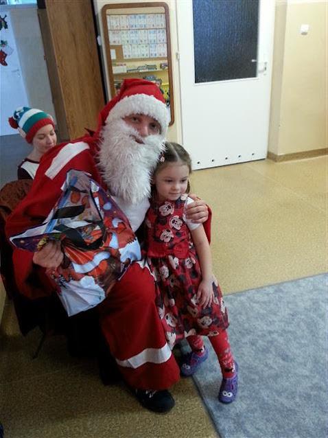 Misie: Spotkanie z Mikołajem