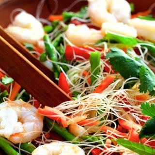 Vietnamese Spring Roll Salad.