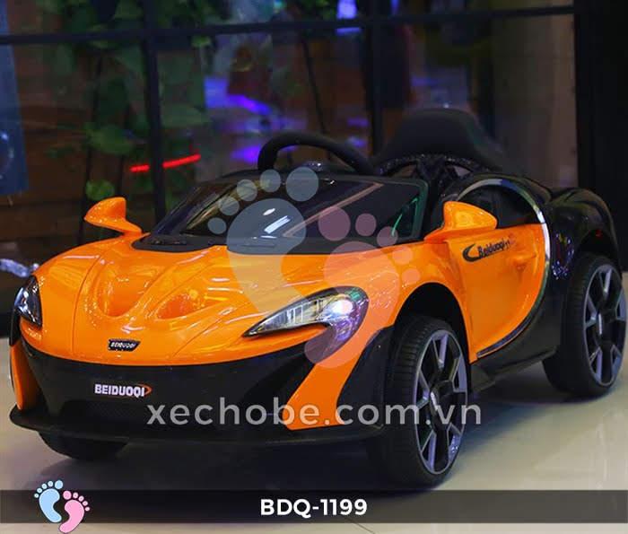 Xe hơi điện trẻ em BDQ-1199 McLaren 4