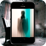 Real Ghost Camera Prank Icon