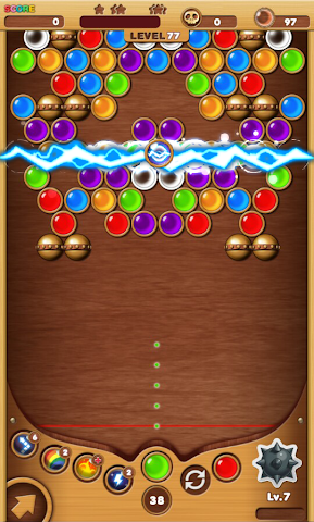 android Bubble Shooter King2 Screenshot 0