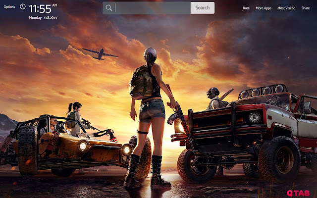 Pubg Wallpapers New Tab Theme