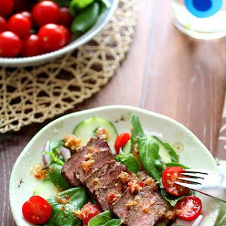 Spicy Basil Beef Salad Recipes
