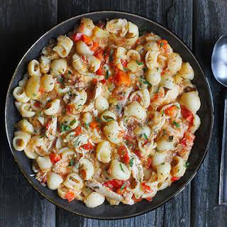 Sicilian Chicken Stew.
