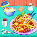 Cooking Pasta Food Maker - Kitchen Fever Game icon