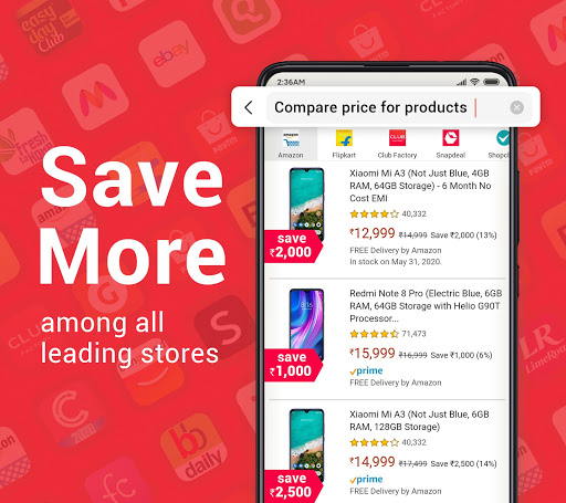 BuyRight - All in one Shopping India, Low Price screenshots 1
