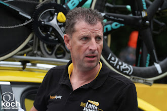 Photo: 01-07-2017: Wielrennen: Tour de France: DusseldorfFrans Maassen (Team LottoNL Jumbo)