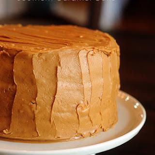 Southern Caramel Cake.