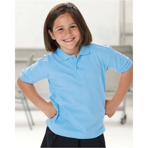 Russell Hard wearing School gear Polo shirt