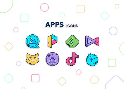 Foxbit – Icon Pack (MOD, Paid) v1.0.3 3