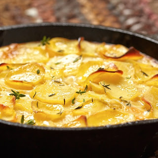 Old-Fashioned Scalloped Potatoes Recipe