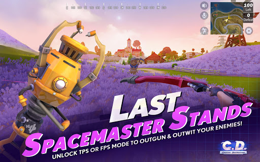 Creative Destruction 1.0.651 screenshots 10