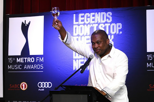 Robert Marawa on radio & love: I'll get married when there's