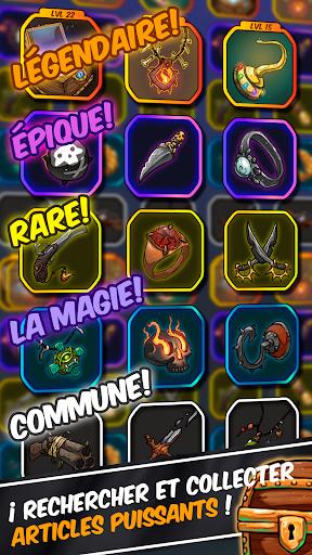 Code Triche Idle Tap Pirates - Titan de la mer APK MOD screenshots 4