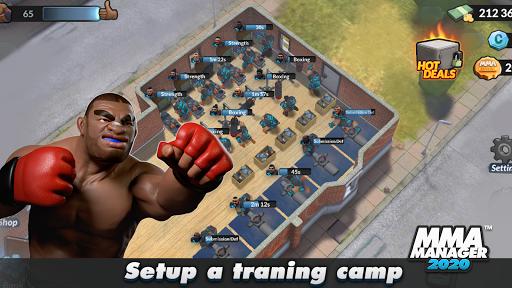 MMA Manager apkmr screenshots 6