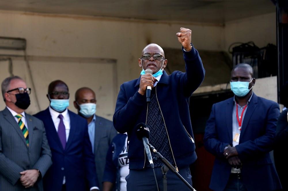 Ace Magashule takes NPA to court to demand affidavit in asbestos case