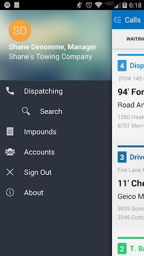 Towbook  screenshots 3