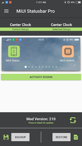 MiUI Statusbar Pro - Apps on Google Play
