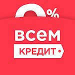 Всем Кредит - Займы онлайн на карту icon