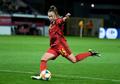 La section féminine du Standard s'active également : Davinia Vanmechelen de retour !