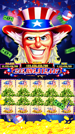 Gold Fortune Casinou2122 - Free Vegas Slots 5.3.0.162 screenshots 1