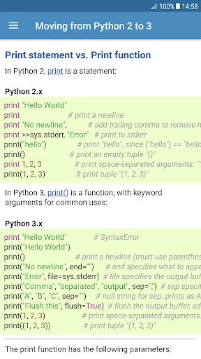 Learn Python language - Python by example by Kodigen (Google