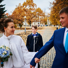 Wedding photographer Aleksey Vostryakov (vostryakov). Photo of 02.12.2017