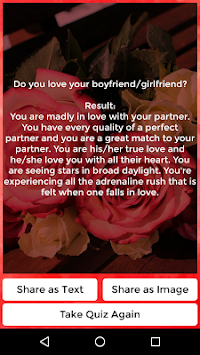 when will i fall in love quiz