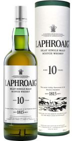 Logo for Laphroaig 10 Year Old
