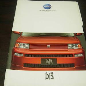 bB NCP30のカスタム事例画像 モーリーさんの2020年11月03日21:51の投稿