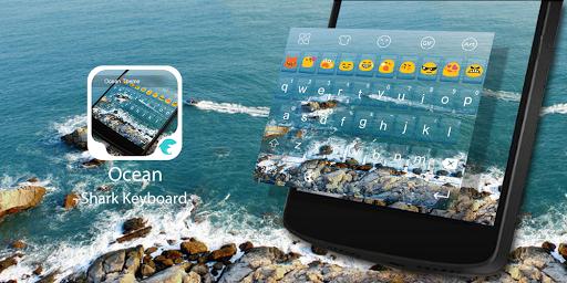 Emoji Keyboard-Ocean