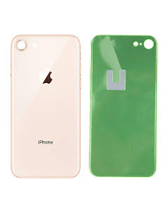 iPhone 8G Back Glass Gold