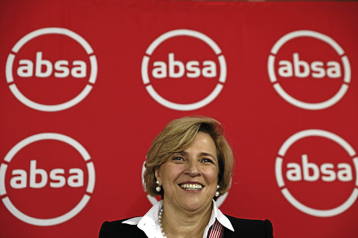 Maria Ramos: Looking to revitalise retail banking. Picture: Sunday Times/Alon Skuy
