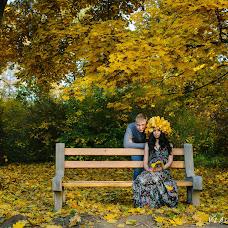 Wedding photographer Vladimir Esikov (Yess). Photo of 27.11.2017