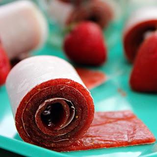 Homemade Fruit Roll Ups {Recipe}