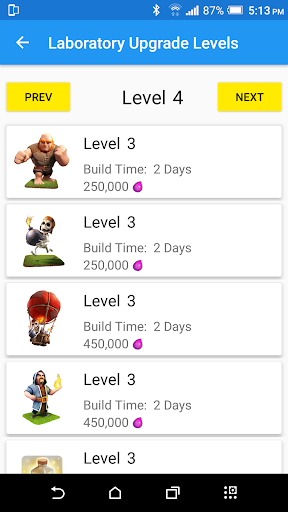 ToolKit for Clash of Clans 2.36 screenshots 6