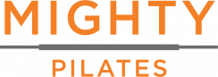 MIGHTY PILATES LOGO