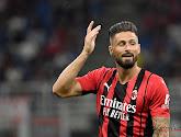 Giroud et Milan s'imposent largement, la Roma de Mourinho suit le pas