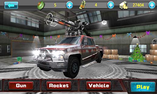 Dead Target Zombie- screenshot thumbnail