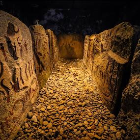 Kings grave Kivik  by Christian Wilen - Buildings & Architecture Public & Historical ( cirre1,  )