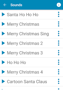 Christmas Ringtones screenshot 6
