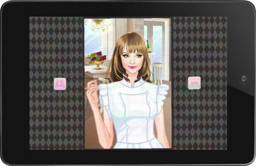 玩休閒App|真正的装扮:莲娜。免費|APP試玩
