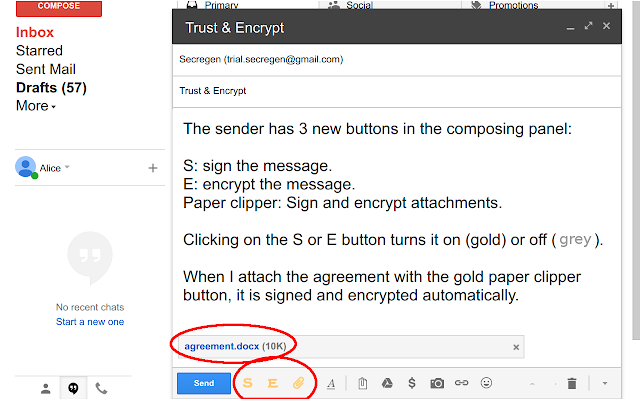 Trust & Encrypt