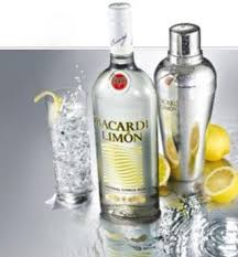 Logo for Bacardi Limon